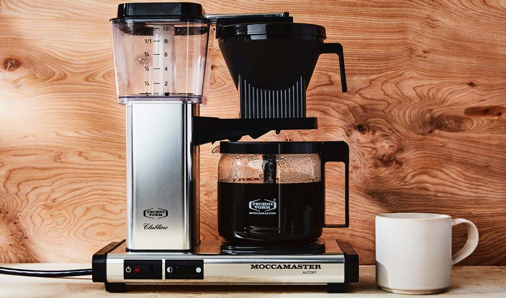 кавоварка Moccamaster